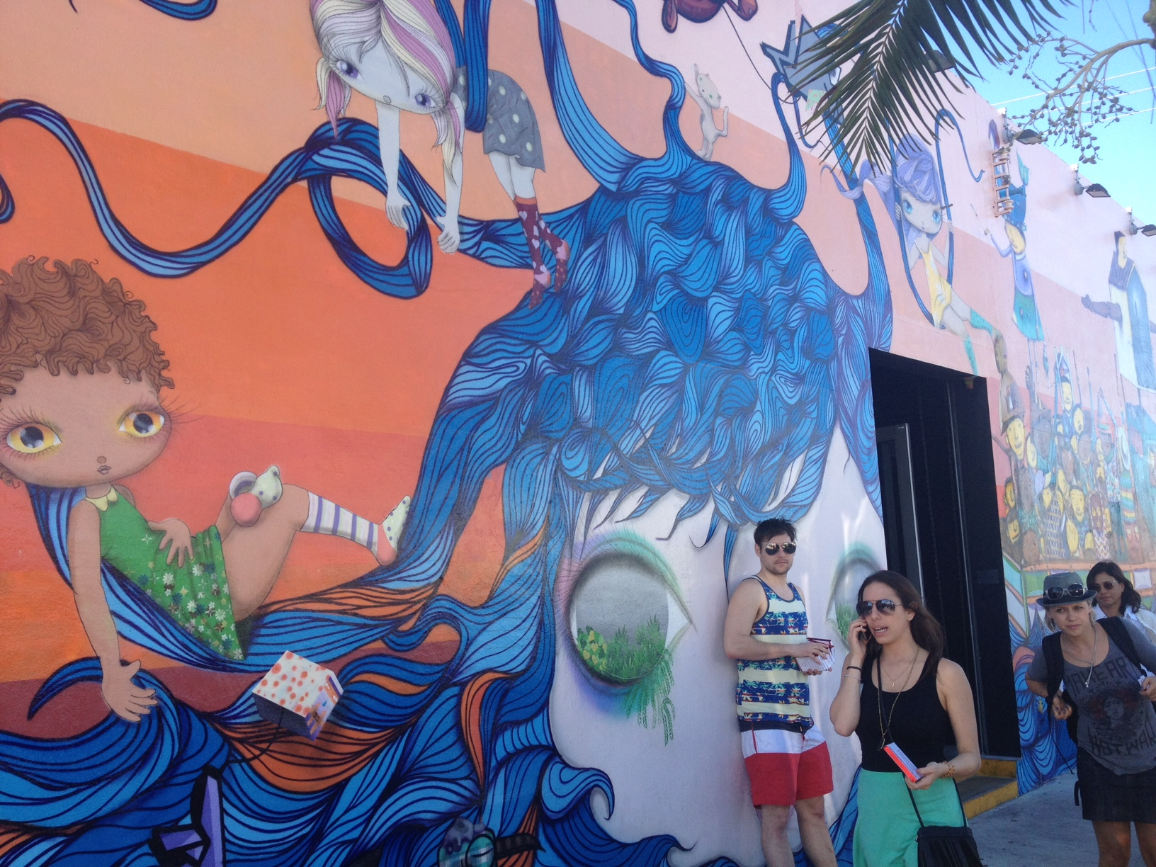 Wynwood Wall, Miami, 2012 39