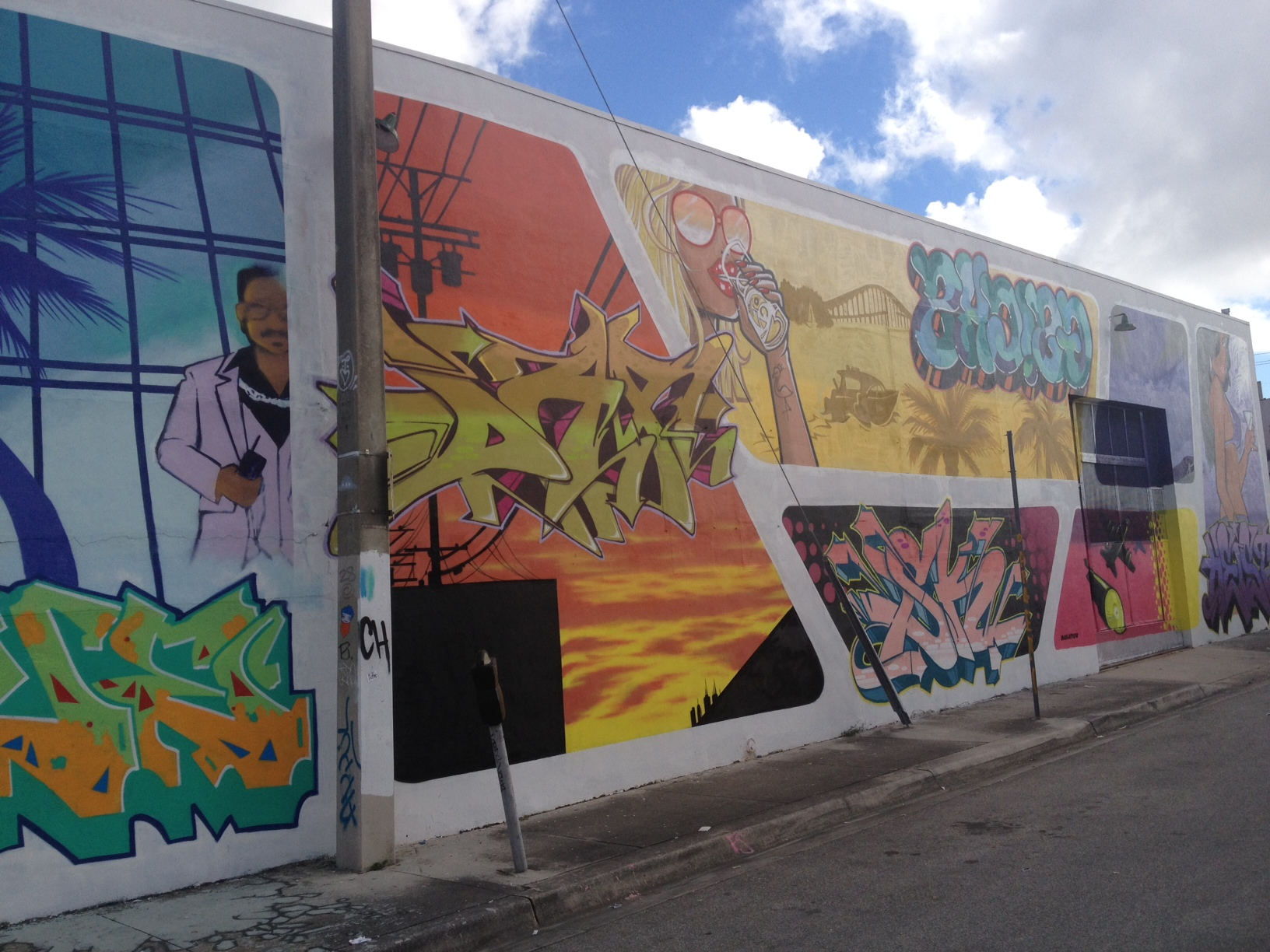 Wynwood Wall, Miami, 2012 4