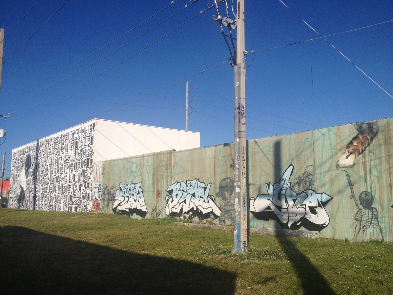 Wynwood Wall, Miami, 2012 5