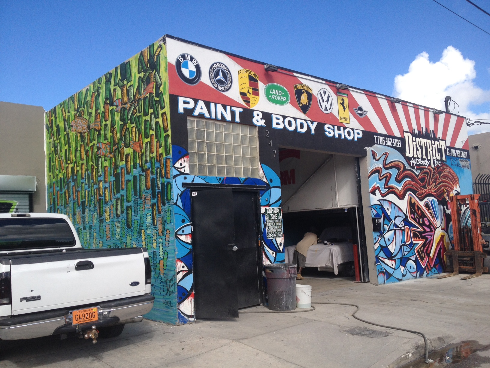 Wynwood Wall, Miami, 2012 9