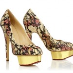 Dolly - Pollock by Charlotte Olympia