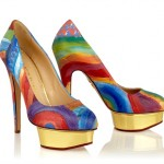 Dolly - Delunay by Charlotte Olympia