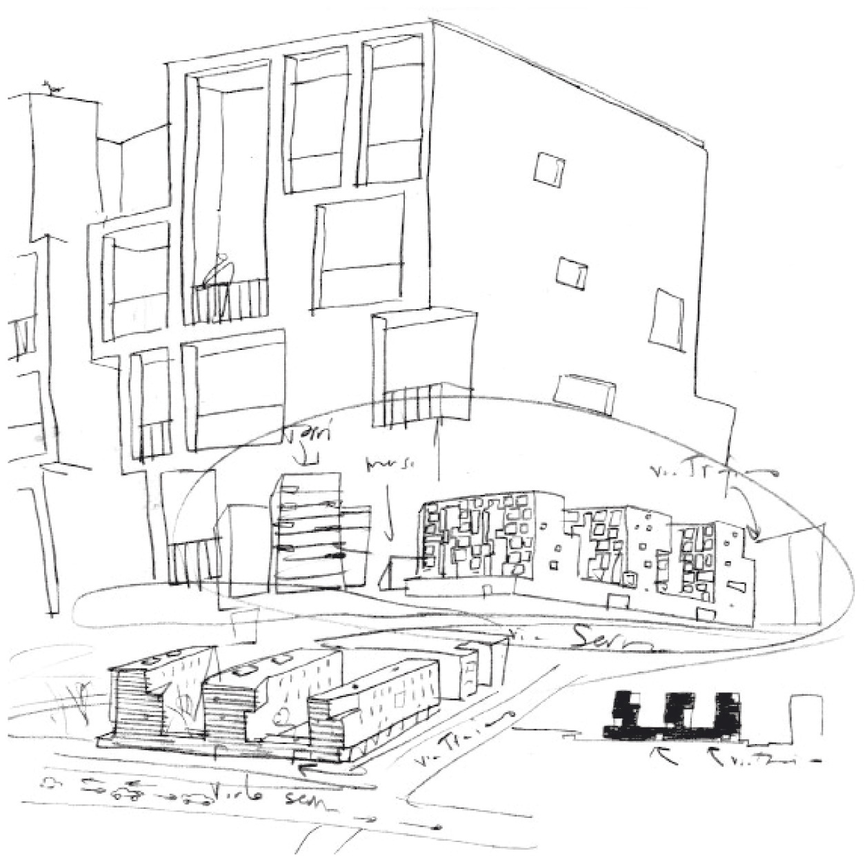 Inspiration and Process in Architecture - Cino Zucchi