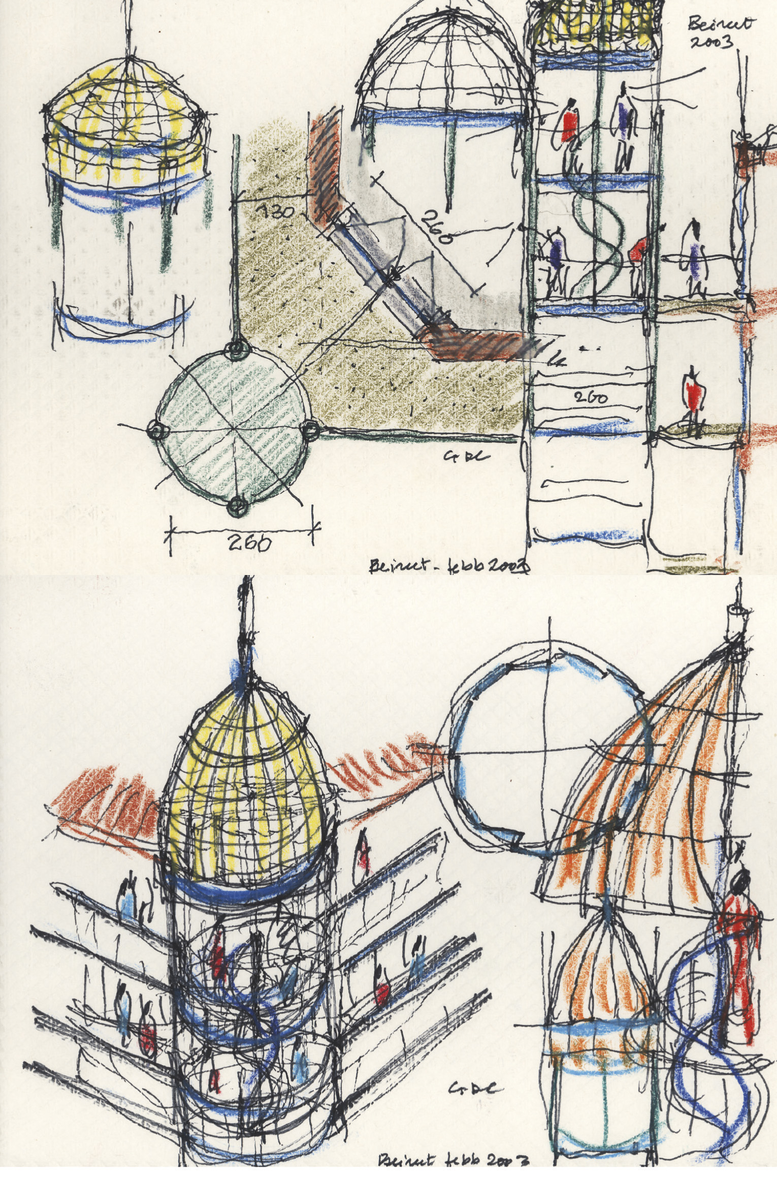 Inspiration and Process in Architecture - Giancarlo De Carlo