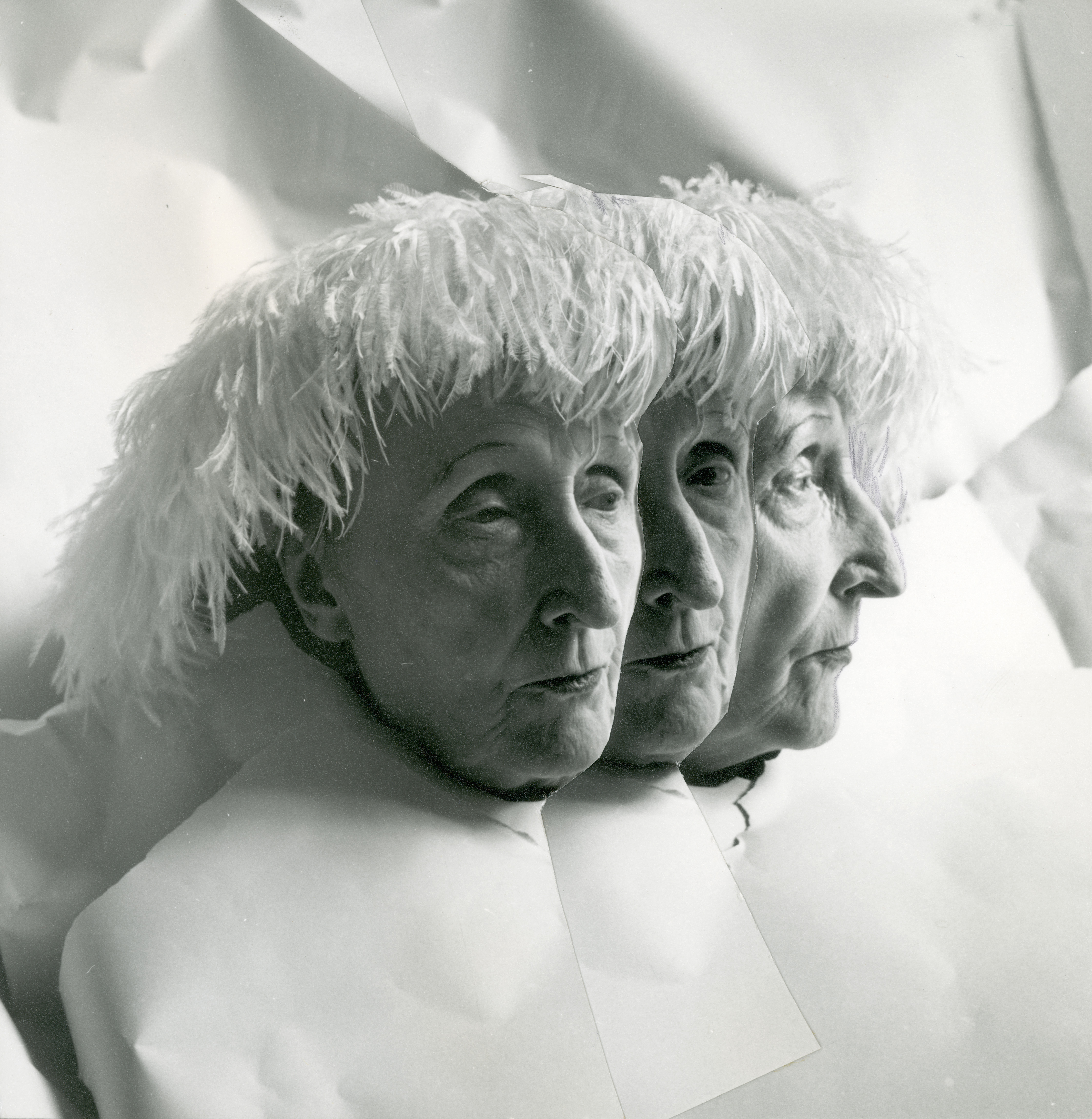 Cecil Beaton - Madame Edith Sitwell - 1962 - National Portrait Gallery, Londra