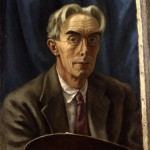 Roger Fry - Autoritratto - 1930-34 - National Portrait Gallery, Londra