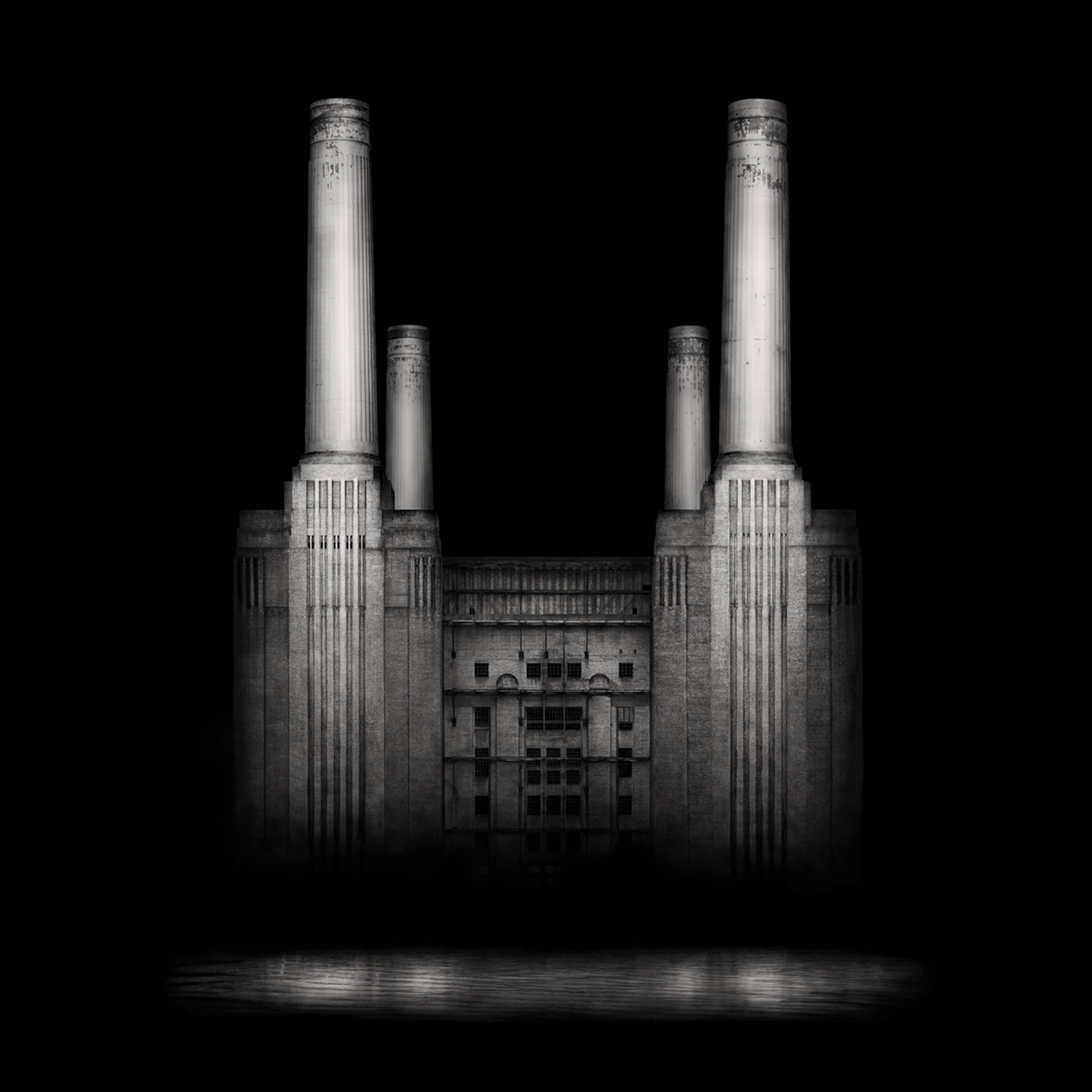 Irene Kung, Battersea Power Station, Londra, 2008