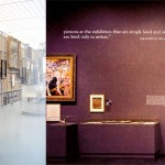 Joseph Kosuth, The Play of the Unmentionable (The Brooklyn Museum 1990)