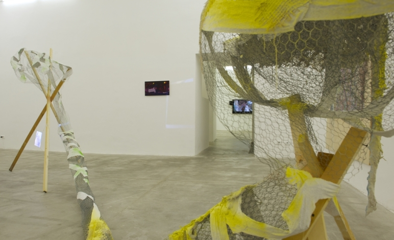 Nathaniel Mellors, Before and After The saprophage, 2012, Courtesy the Artist and Monitor