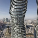 MAD Architects - Absolute Towers - Mississauga, 2012 - photo Tom Arban