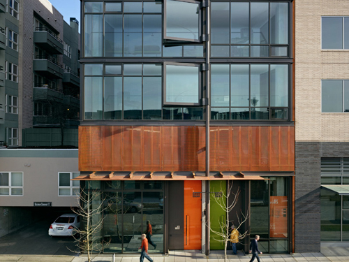 Art Stable di Seattle_Olson Kundig Architects 2