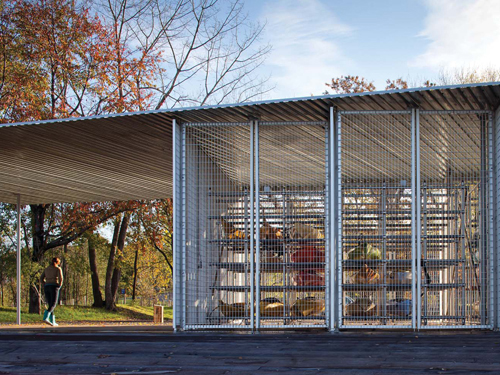 Boat Pavillion for Long Dock Park di New York_Architecture Resaerch Office 2