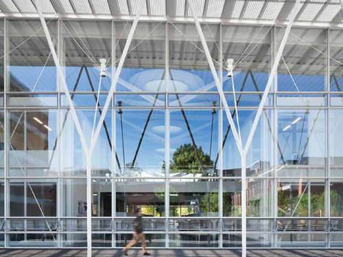 Clemson University – Lee Hall College of Architecture_Thomas Phifer&Partners 2