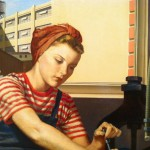 Francis Criss - Day Shift - 1943