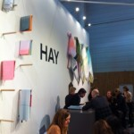 Stand HAY, design danese