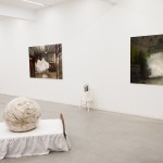 Installation image, The Uncanny Adeline de Monseignat and Berndnaut Smilde, Ronchini Gallery, photo Susanne Hakuba (15)