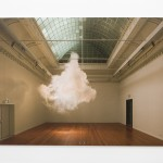 Installation image, The Uncanny Adeline de Monseignat and Berndnaut Smilde, Ronchini Gallery, photo Susanne Hakuba (5)