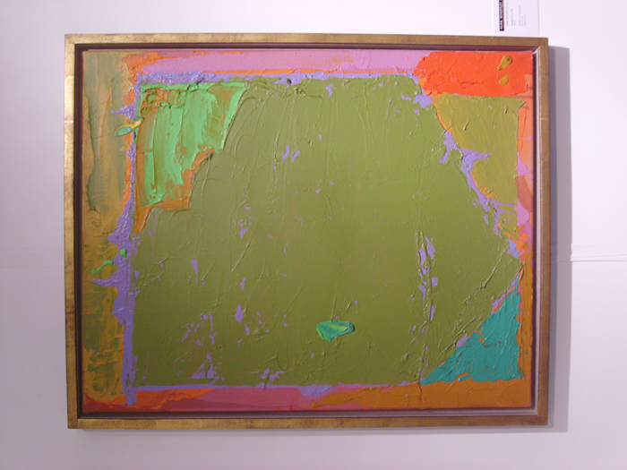 John Hoyland, Alan Wheatley Gallery