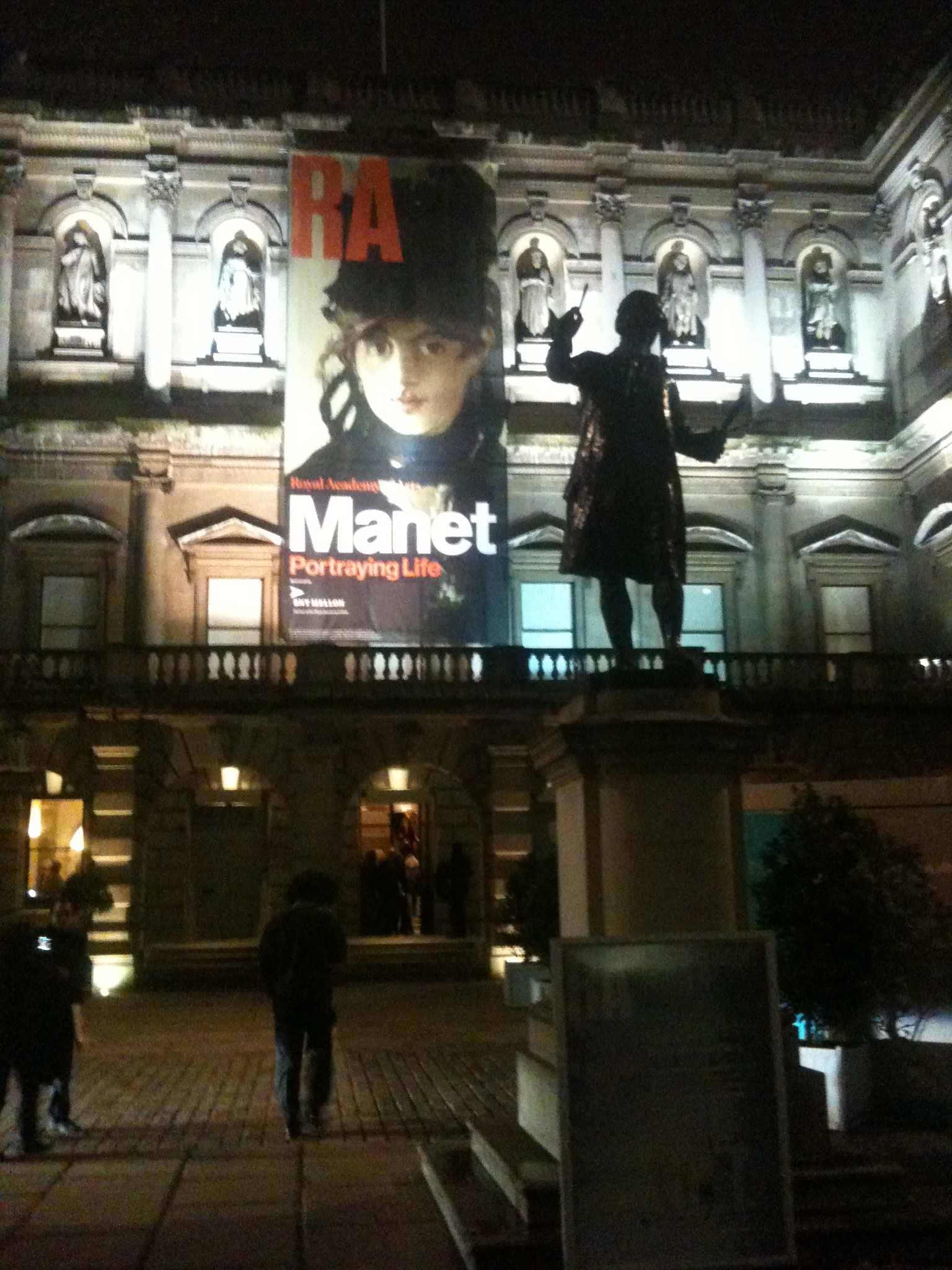 Manet alla Royal Academy