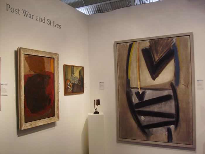 Post War and St. Ives, Paisnel Gallery