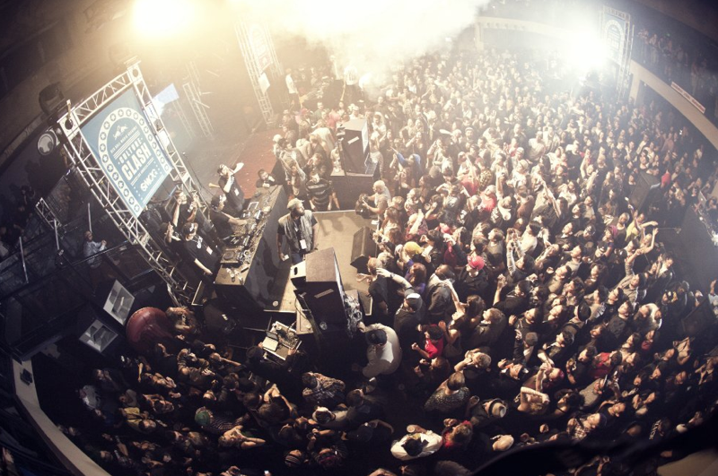 RBMA Culture Clash, Los Angeles 2012