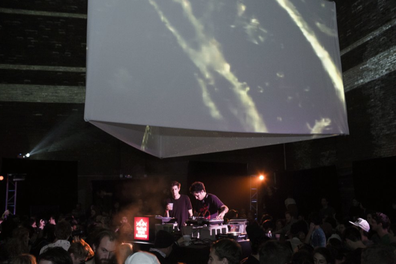 Red Bull Music Academy Jamie XX, New York 2012