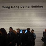 Song Dong @ Pace Gallery