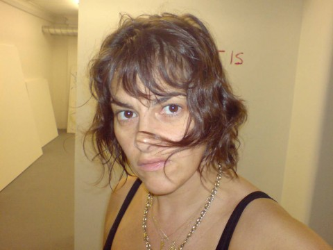 Tracey Emin - Self Portrait (Sometimes there is no tomorrow) - 2007 - courtesy White Cube, Londra