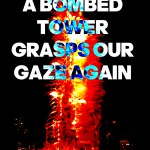 Alessandro Sambini, A bombed tower grasps our gaze again, 2011, DVD cover