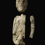 The oldest puppet or doll: an articulated figure made of mammoth ivory, On loan from Moravian Museum, Anthropos Institute