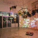 Jason Rhoades, Untitled (Chandelier), 2004, Rubell Family Collection, Miami