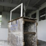 Oscar Tuazon, Hired Hand, 2011, Rubell Family Collection, Miami