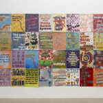 Andrea Bowers, Workers Right Posters, 2013, Courtesy l'artista & Kaufmann Repetto, Milano