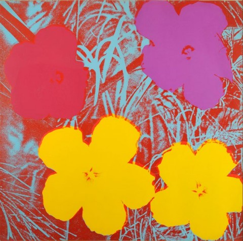Andy Warhol, in mostra a Vercelli