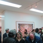 Candida Höfer - A Return to Italy, Ben Brown Fine Arts, Londra, un momento dell'opening 10