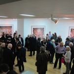 Candida Höfer - A Return to Italy, Ben Brown Fine Arts, Londra, un momento dell'opening 2