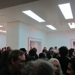 Candida Höfer - A Return to Italy, Ben Brown Fine Arts, Londra, un momento dell'opening 7