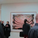 Candida Höfer - A Return to Italy, Ben Brown Fine Arts, Londra, un momento dell'opening 8