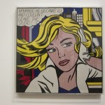 M-Maybe, 1965, Magma on canvas, museum Ludwig, Cologne-Donation Ludwig-Cologne Ludwig