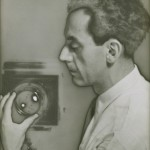 Man Ray, Self-Portrait with Camera