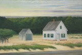 Edward Hopper, October on Cape Cod