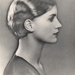 Man Ray, Solarised Portrait of Lee Miller, 1929 ca. - The Penrose Collection