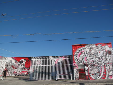 How&Nosm - Miami, 2011 - courtesy Simjee Textor Management