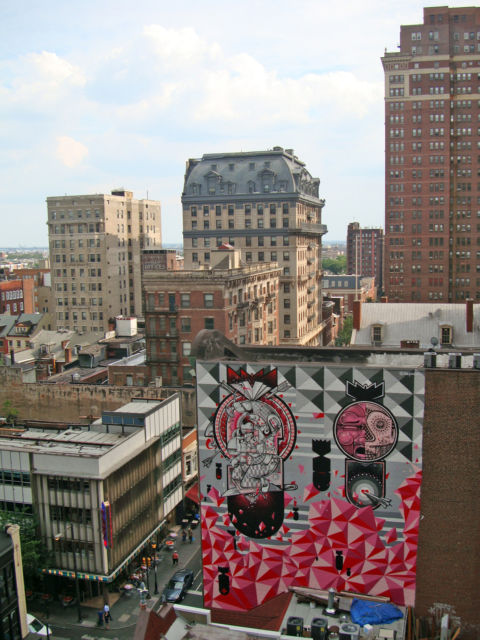 How&Nosm - Personal Melody - Philadelphia, 2012 - courtesy Simjee Textor Management