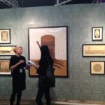 I Am An American, Armory Show, New York 3
