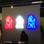 I Am An American, Armory Show, New York 5