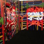I Am An American, Armory Show, New York 6