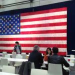I Am An American, Armory Show, New York 7