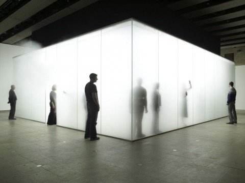 Anthony Gormley - Blind Light – Hayward Gallery, Londra 2007