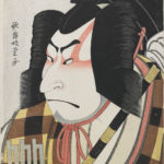 Kabukidō Enkyō, Nakamura Nakazō II as Matsuōmaru, 1796 - Courtesy Minneapolis Institute of Arts